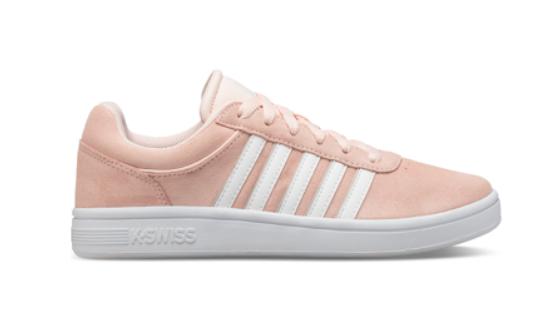K-Swiss Court Cheswick SP SDE Damen Sneaker 96595 (Rosa 639)