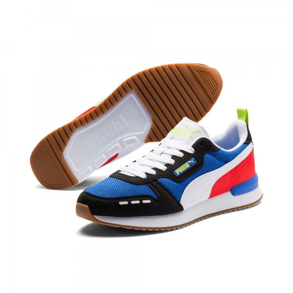 Puma R78 Runner Herren Sneaker 373117 (Blau 03)