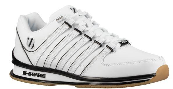 K-Swiss Rinzler SP Herren Sneaker 02283 (White/Black/Gum 168)