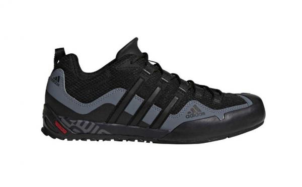 Adidas Terrex Swift Solo Herren Schuhe D67031 (Schwarz)