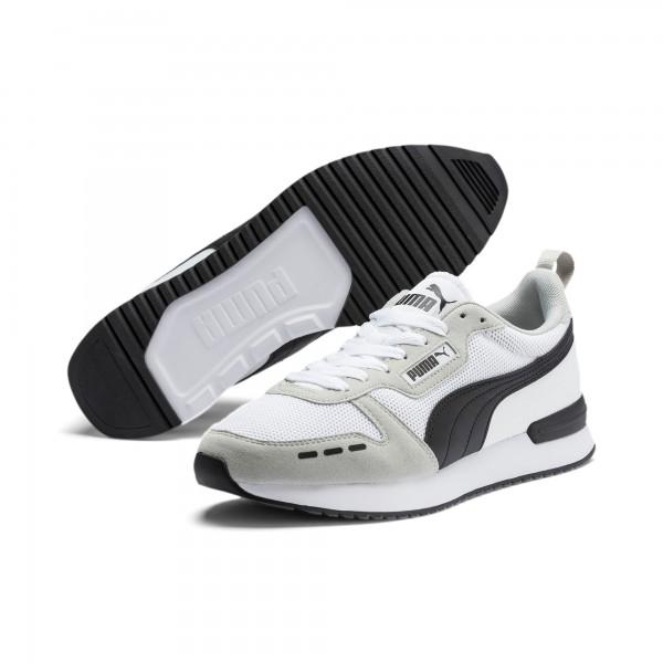 Puma R78 Runner Herren Sneaker 373117 (Weiß 02)