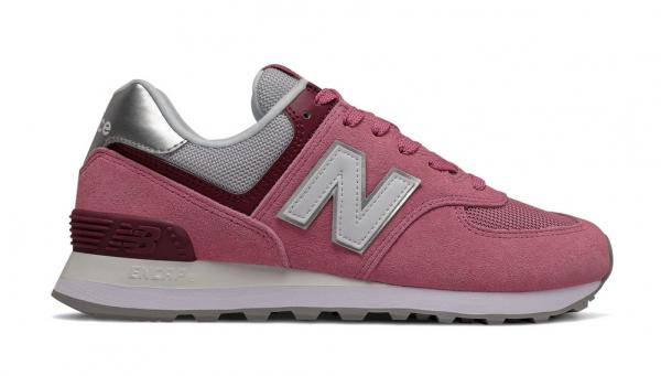 New Balance Damen Sneaker WL574SOR (Rosa)