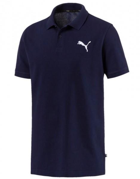 Puma ESS Pique Polo Herren Shirt 851759 (Blau 06)