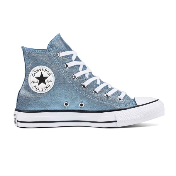 Converse Chucks Taylor All Star Hi Light Damen Sneaker 561707C(blau)