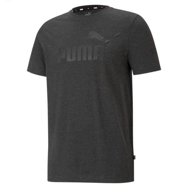 Puma ESS Heather Tee Herren T-Shirt 586736 (Grau 07)