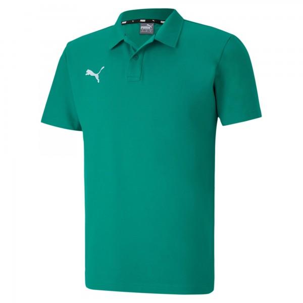 Puma TeamGOAL 23 Casuals Herren Poloshirt 656579 (Grün 05)
