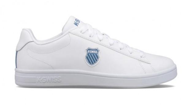 K-Swiss Court Shield Herren Sneaker 06599 (Weiß 119)