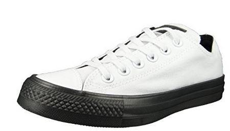 Converse Chucks Taylor All Star Ctas Ox Low Damen Sneaker 560648C (Weiß)