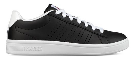 K-Swiss Court CASPER Damen Sneaker 95586 (schwarz 007)