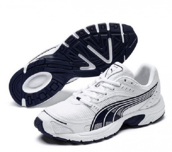 Puma Axis Herren Sneaker 368465 (Weiß 04)