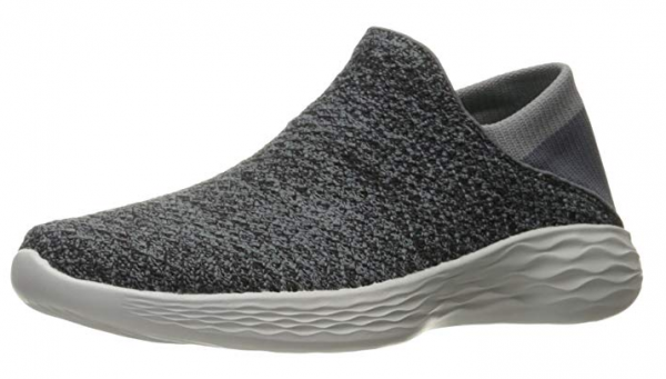 Skechers YOU-Movement Damen Sneaker (Grau-CHAR)