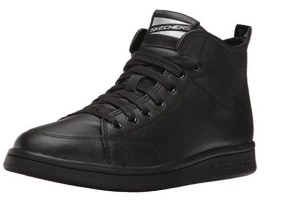 Skechers Omne Midtown Damen Sneaker 730 (Schwarz-BBK)