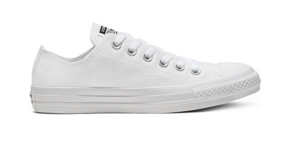 new arrivals 1c5b3 8342d Converse Chuck Taylor All Star Low Damen Sneaker 564342C (Weiß)