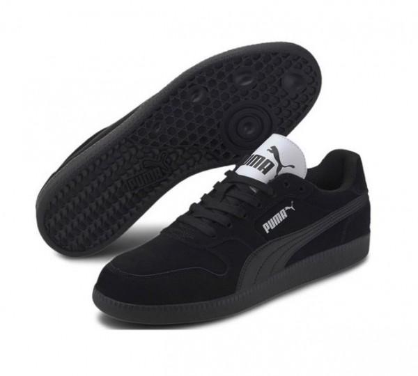 Puma Icra Trainer SD Herren Sneaker 356741 (Schwarz 50)