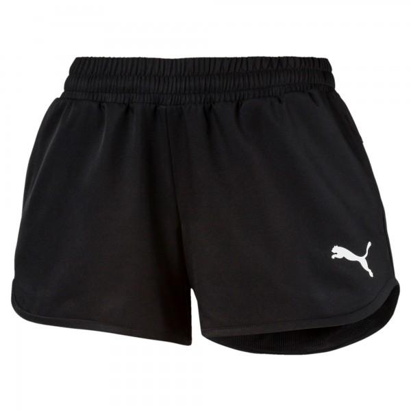 Puma Active Woven Damen Shorts 851776 (Schwarz 01)