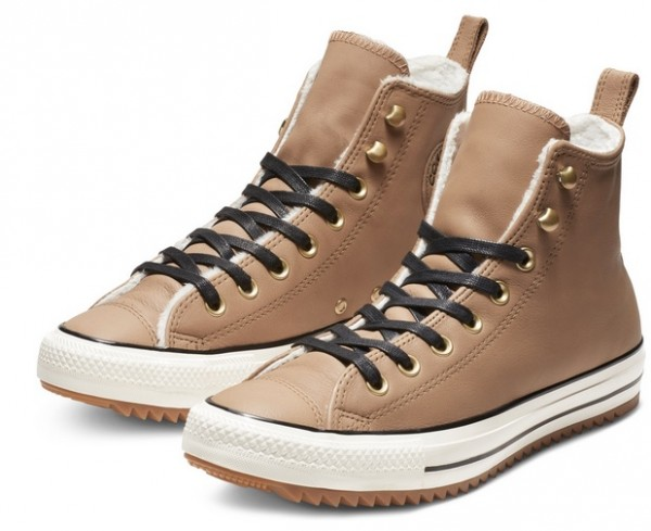 Converse Chucks Taylor All Star Street Hiker Boot Hi 162479C (Braun)