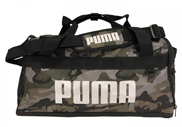 Puma Challenger Duffel Bag S Sporttasche 076620 (Grün 15)