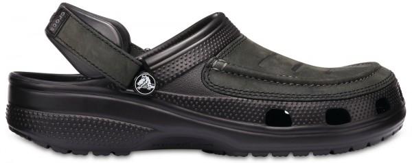 Crocs Yukon Vista Clog (Black/Black)