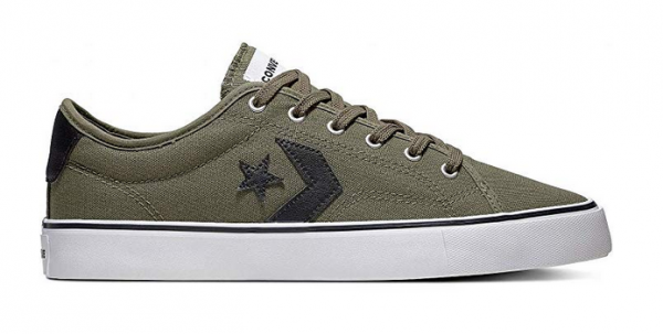Converse Chuck Taylor Star Replay Ox Sneaker (Grün)
