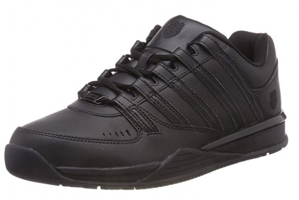 K-Swiss Baxter Herren Sneaker 03787 (Schwarz 010)