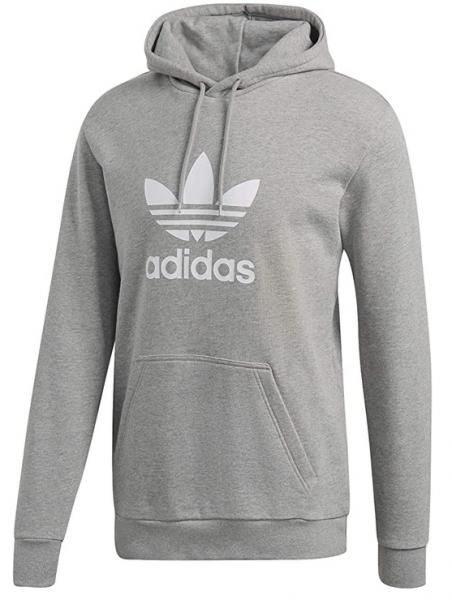 Adidas Trefoil Herren Hoody DT7963 (Grau)