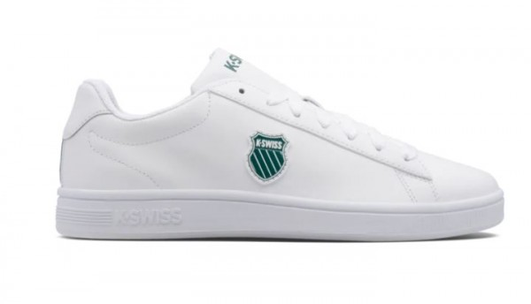 K-Swiss Court Shield Herren Sneaker 06599 (Weiß 157)