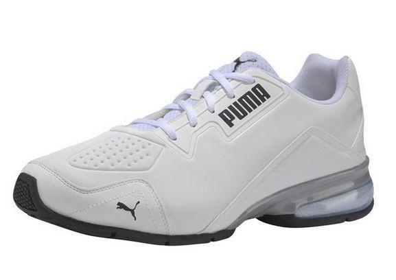 Puma Leader VT Tech Herren Sneaker 194531 (Weiß 01)