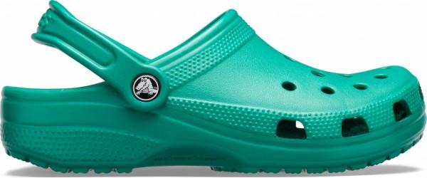 Crocs Classic Clogs (Deep Green)