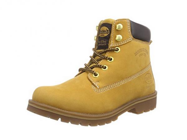 Dockers Damen Stiefel 35AA303-300 (Braun 910)