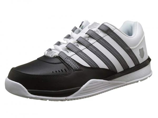 K-Swiss Baxter Herren Sneaker (schwarz 027)