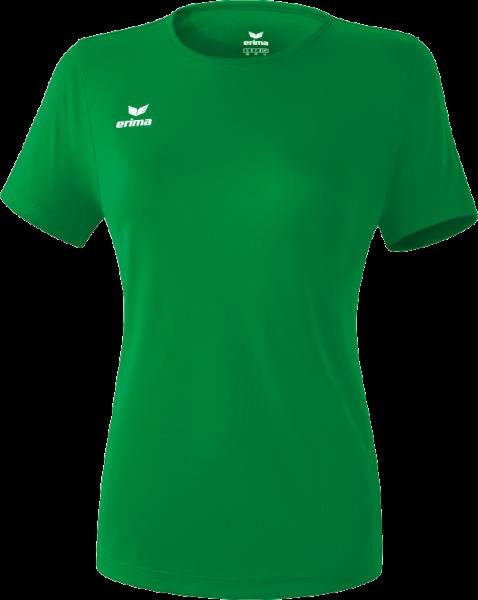 Erima Teamsport Function Damen T-Shirt 208616 (Grün)
