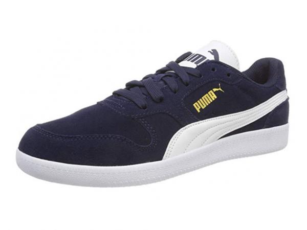Puma Icra Trainer SD Herren Sneaker 356741(peacoat-white 35)