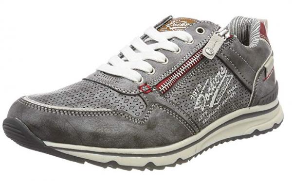 Dockers Herren Sneaker 42MO003-600 (Schwarz 100)
