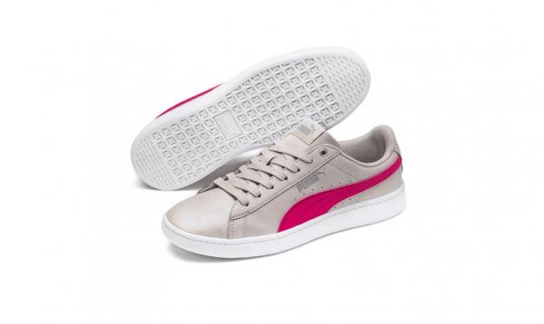 Puma Vikky v2 Summer Pack Damen Sneaker 369113 (Beige 01)
