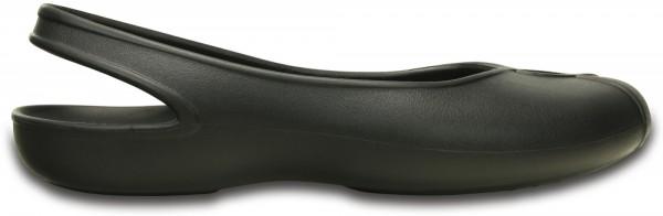 Crocs Olivia II Ballerina (Black)