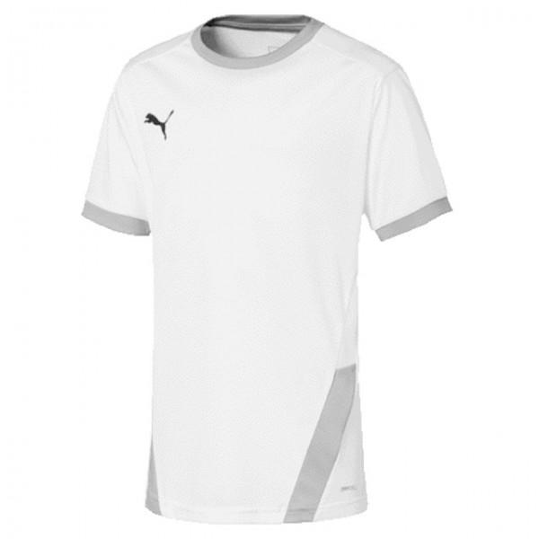 Puma TeamGOAL 23 Jr Kinder Shirt 704160 (Weiß 04)