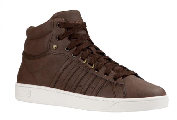 K-Swiss Hoke Mid CMF Herren Sneaker 05464 (Braun 296)