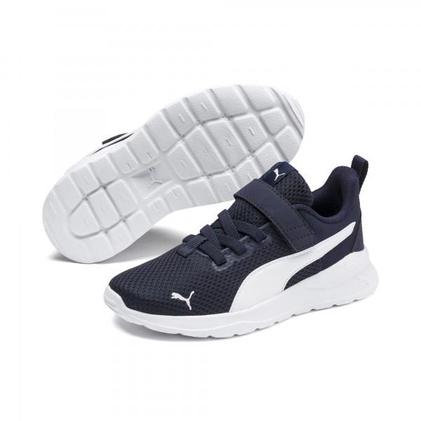 Puma Anzarun Lite AC PS Kinder Sneaker 372009 (Blau 03)