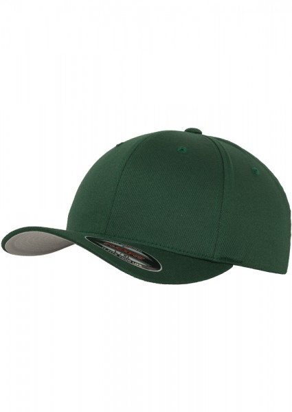 Flexfit Wooly Combed Baseball Cap (spruce 00483)