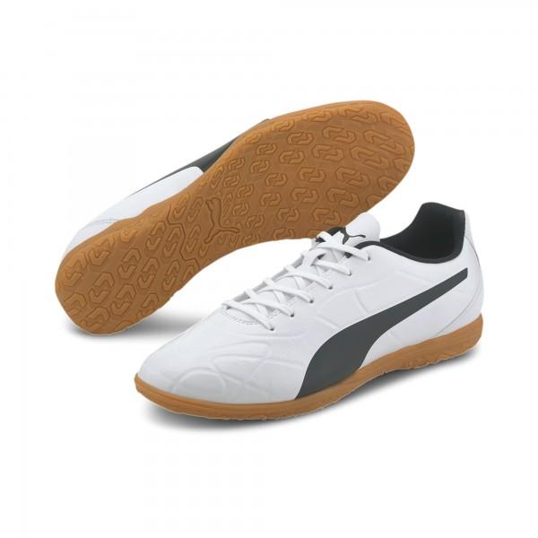 Puma Monarch IT Herren Fußballschuhe 105675 (Weiß 02)