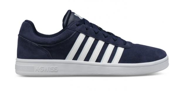 K-Swiss Court Cheswick SP SDE Herren Sneaker 06595 (Blau 452)