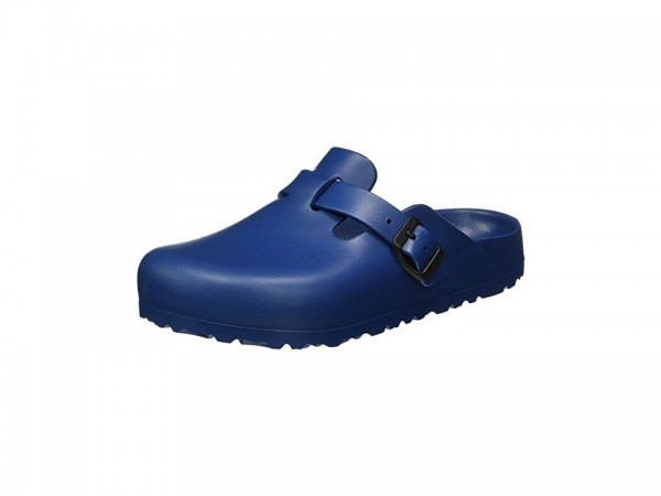 Birkenstock Boston EVA Damen Clog schmal 127113 (blau)