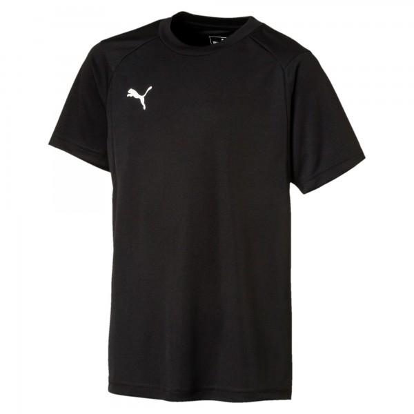 Puma LIGA Training Kinder T-Shirt 655631 (Schwarz 03)
