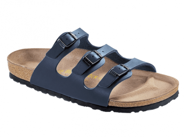 Birkenstock Florida normal Damen Sandale 554711 (blau)
