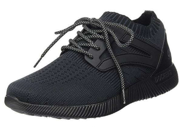 Dockers Herren Sneaker 42LI009-700 (Schwarz 100)