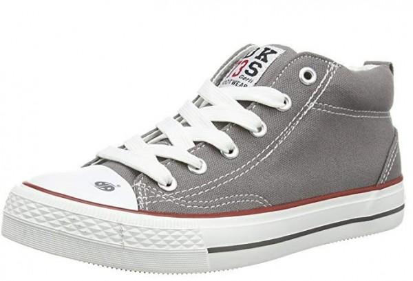 Dockers Kinder Sneaker Hi 38AY603-710 (Grau 200)