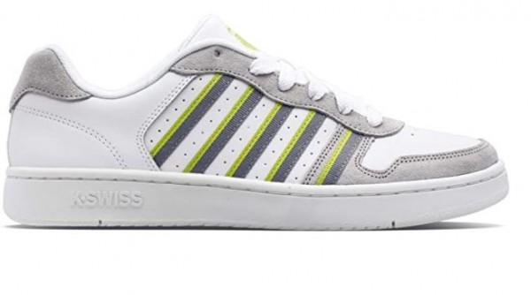 K-Swiss Court Palisades Herren Sneaker 06931 (Weiß 171)