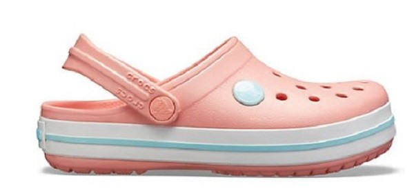 Crocs Crocband Kinder (Melon/Ice Blue)