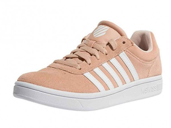 K-Swiss Court Cheswick Damen Sneaker 95676 (Rosa 642)