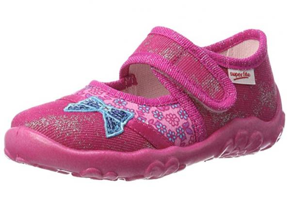 Superfit Bonny Kinder Schuhe Hausschuhe 8-00284 (Pink 64)